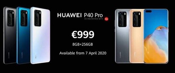 Huawei P40 pro - موبي زووم