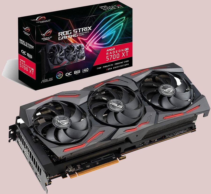 كروت شاشة AMD 2020 - موبي زووم