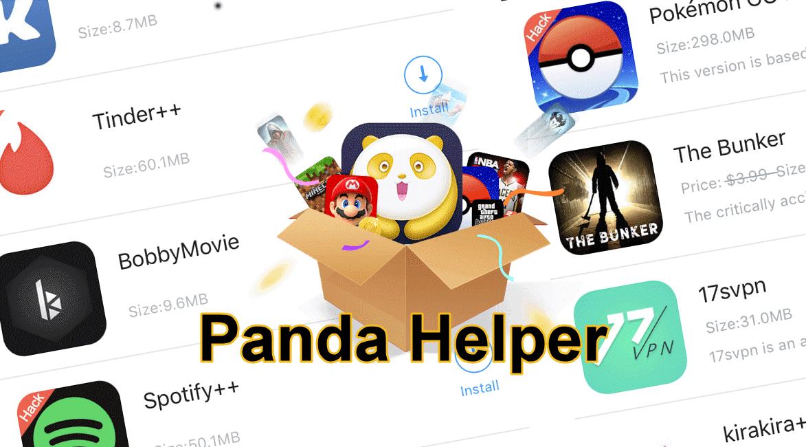 Panda Helper - موبي زووم