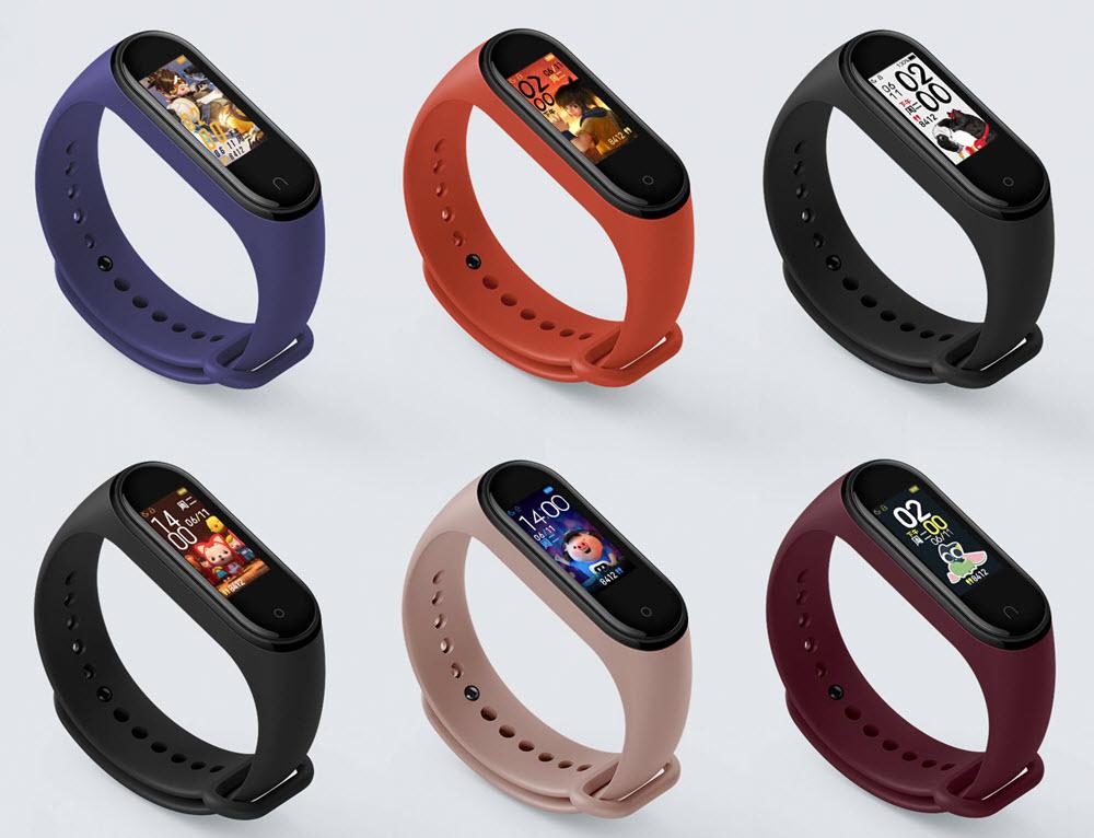Xiaomi Mi Band 4 - موبي زووم