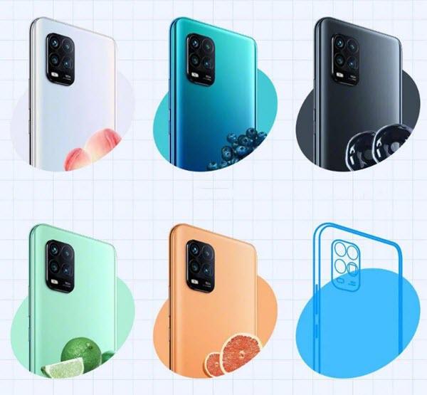 Xiaomi Mi 10 Youth - موبي زووم