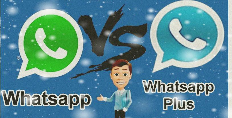 بين Whatsapp و Whatsapp Plus - موبي زووم