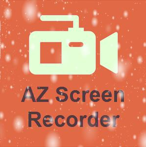 AZ Screen Recorder - موبي زووم