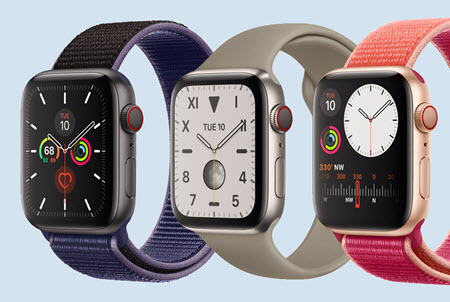 Apple Watch Series 5 - موبي زووم