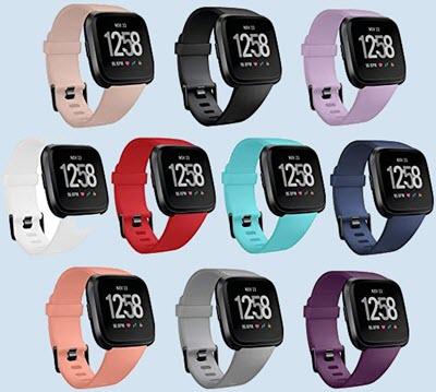 Fitbit Versa 3 - موبي زووم