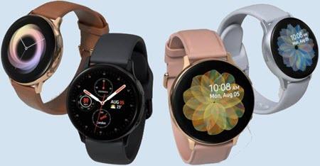Samsung Galaxy Watch Active 2 - موبي زووم