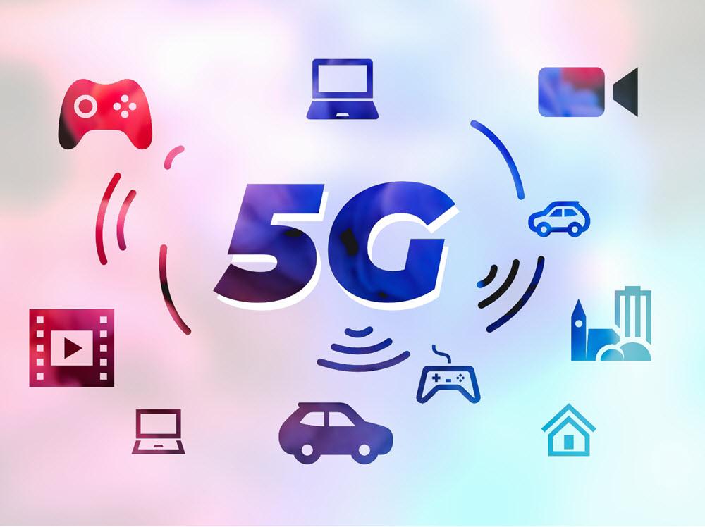 الجيل الخامس 5G - موبي زووم