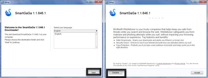 تحميل برنامج Smart GaGa وتثبيثه - موبي زووم