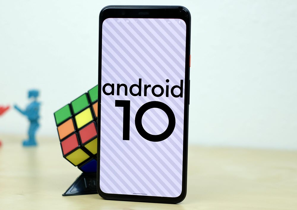 نظام android 10 - موبي زووم