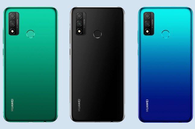 Huawei P smart 2020 - موبي زووم