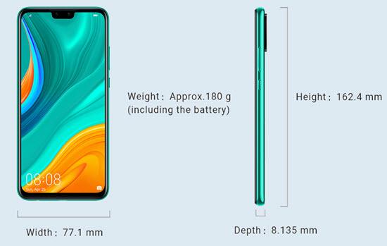 Huawei Y8s - موبي زووم