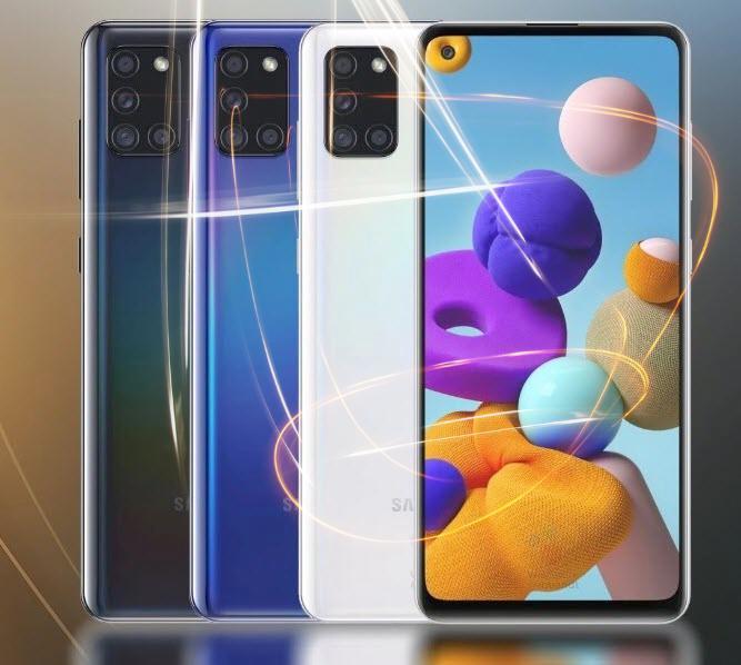 Samsung Galaxy A21s - موبي زووم