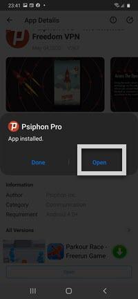 Screenshot 20200509 234113 Package installer - موبي زووم