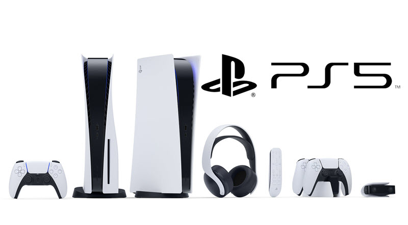 PlayStation 5 - موبي زووم