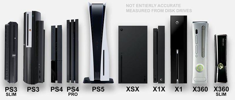 بين PlayStation 5 و PlayStation 4 - موبي زووم