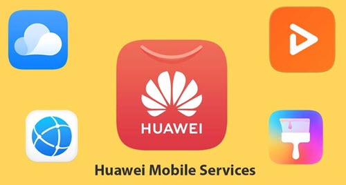 Huawei Mobile Services - موبي زووم