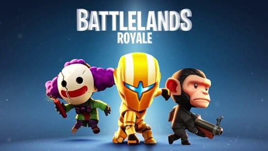 Battlelands Royale - موبي زووم