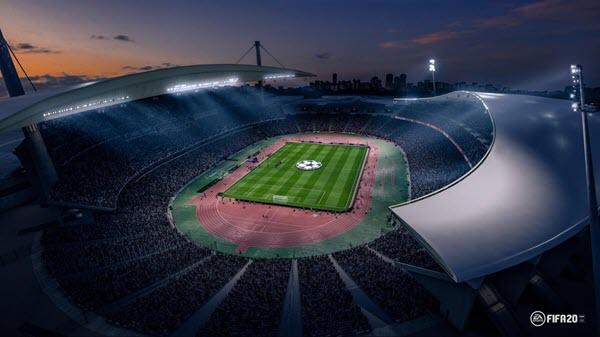 في FIFA 20 - موبي زووم