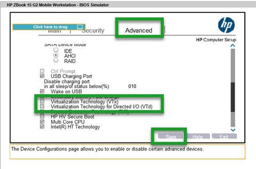 تشغيل انظمة وهمية للكمبيوتر - موبي زووم