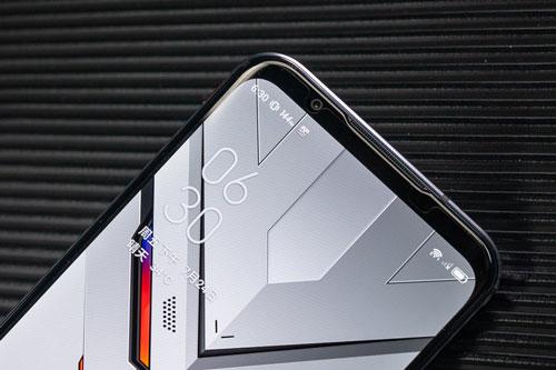 الامامية ZTE nubia Red Magic 5S - موبي زووم