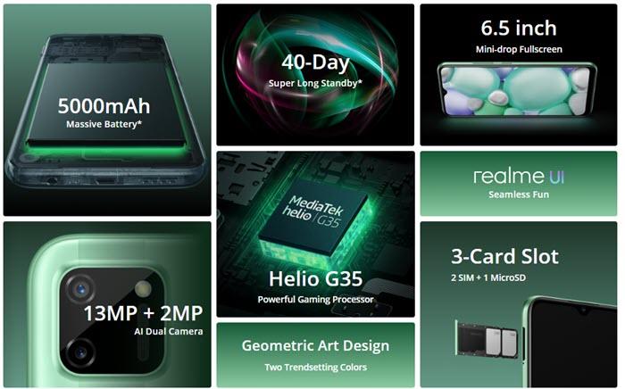 Realme C11 - موبي زووم