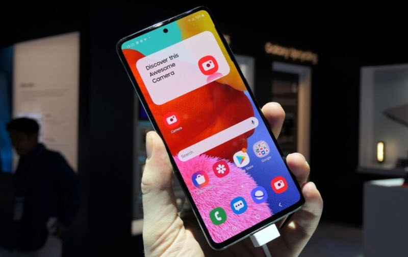 Samsung Galaxy M31s - موبي زووم