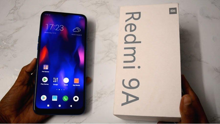 Xiaomi Redmi 9A - موبي زووم