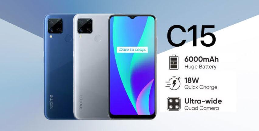 Realme C15 - موبي زووم