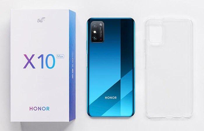 Honor X10 Max - موبي زووم
