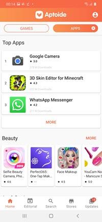Screenshot 20200721 001433 Aptoide - موبي زووم