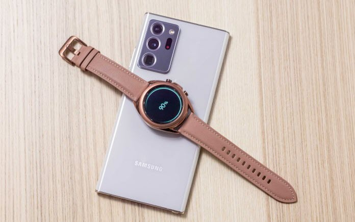 Samsung Galaxy Watch3 - موبي زووم