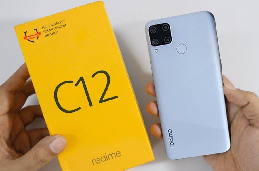 Realme C12 - موبي زووم