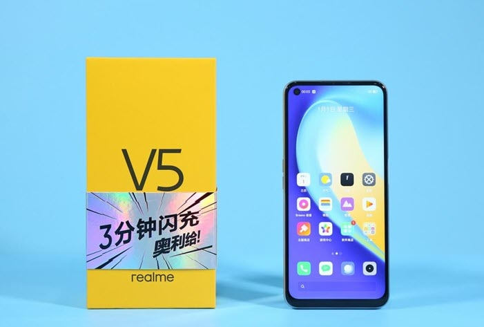 Realme V5 - موبي زووم