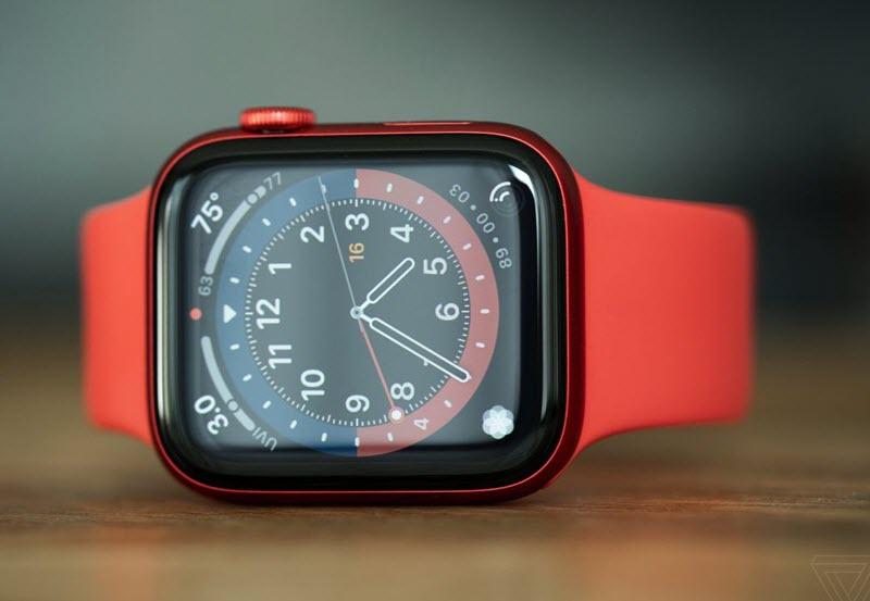 ابل Apple Watch Series 6 - موبي زووم