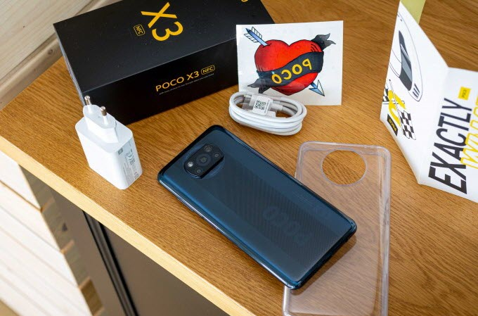هاتف Xiaomi Poco X3 - موبي زووم