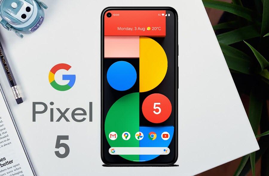 هاتف Google Pixel 5 - موبي زووم
