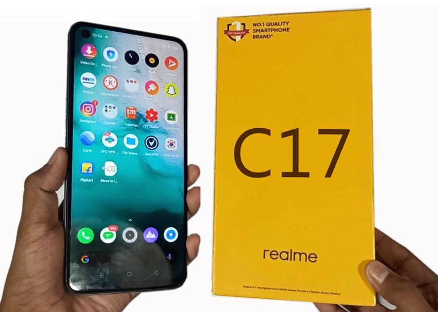 Realme C17 - موبي زووم