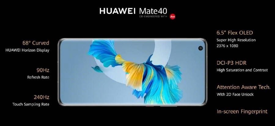Huawei Mate 40 - موبي زووم