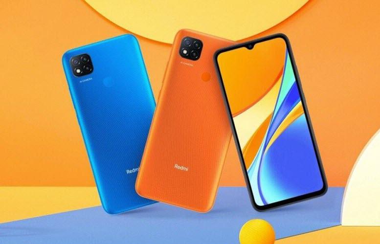 هاتف Xiaomi Poco C3 - موبي زووم