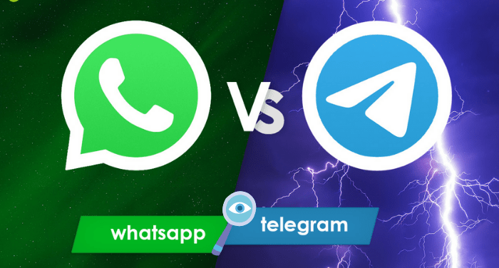 الفرق بين واتساب وتليجرام - موبي زووم