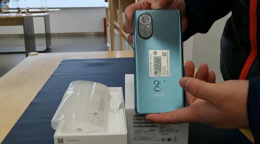 شراء Huawei nova 8 Pro - موبي زووم