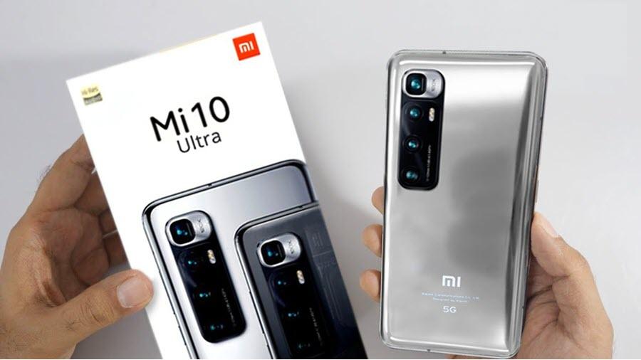Xiaomi Mi 10 Ultra - موبي زووم