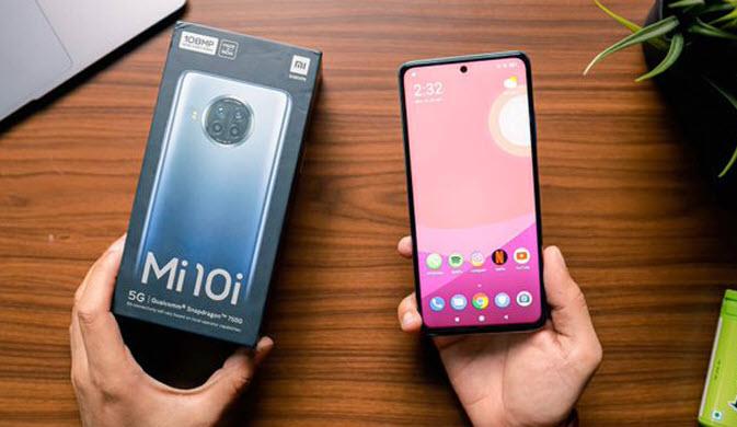 شراء هاتف Xiaomi Mi 10i 5G - موبي زووم