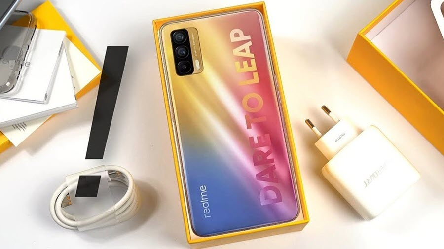 شراء Realme V15 - موبي زووم