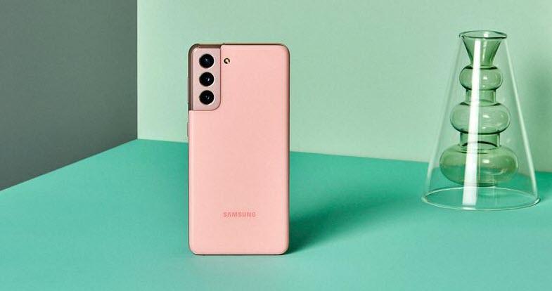 موبايل Samsung Galaxy S21 - موبي زووم