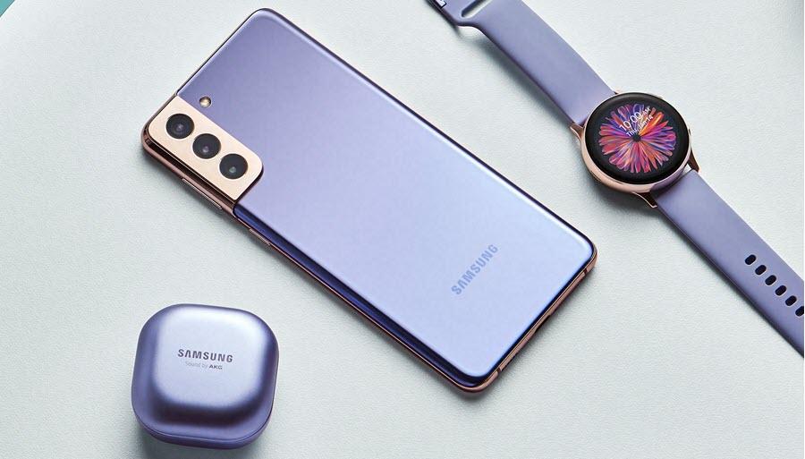 سامسونج S21 بلس : سعر ومواصفات هاتف Samsung Galaxy S21 Plus 5G » موبي زووم