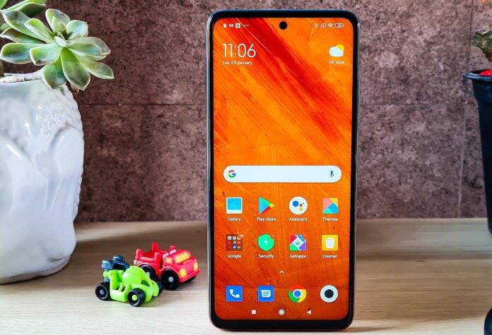 Xiaomi Mi 10i 5G - موبي زووم