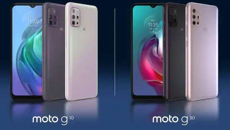 شراء Motorola Moto G10 - موبي زووم