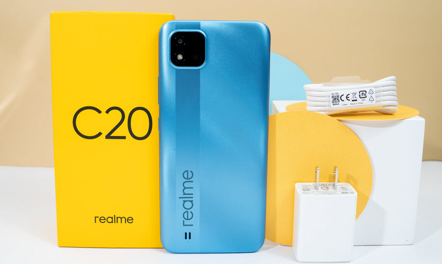 شراء Realme C20 - موبي زووم