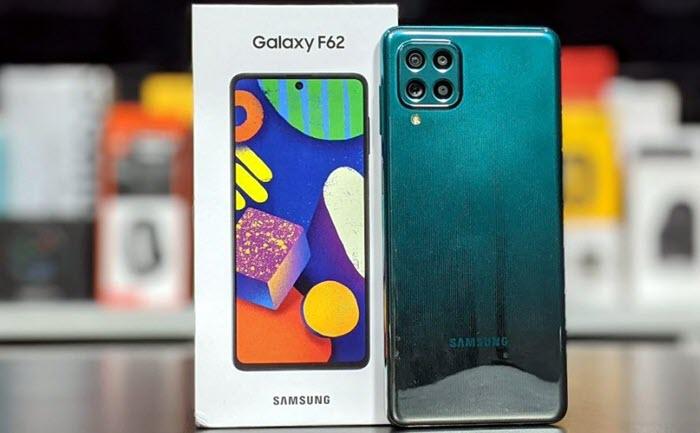 شراء Samsung Galaxy F62 - موبي زووم